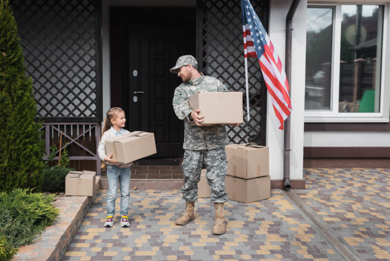 Child Relocation For Military Families